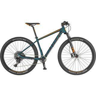 Scott Aspect 900 2019, cobalt/orange - Mountainbike