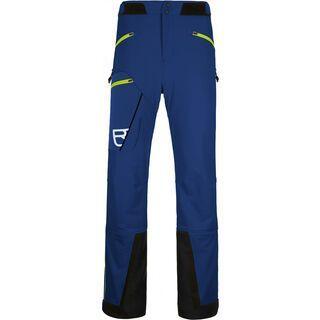 Ortovox Merino Naturetec Bacun Pants, strong blue - Skihose