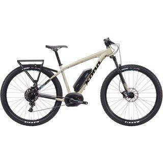 Kona Remote 2019, tan & black w/ seafoam - E-Bike