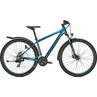 Focus Whistler 3.4 EQP - 27.5 2019, blue - Mountainbike