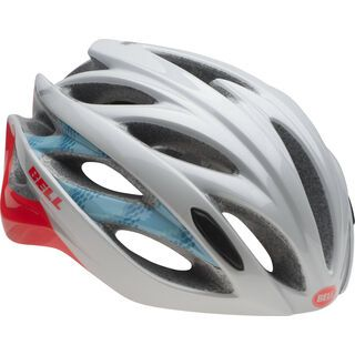 Bell Endeavor Joy Ride, white/infrared - Fahrradhelm