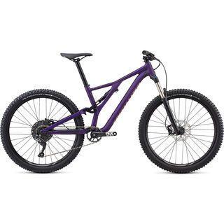 *** 2. Wahl *** Specialized Women's Stumpjumper ST Alloy 27.5 2019, plum purple/acid lava - Mountainbike   Größe M // 41 cm