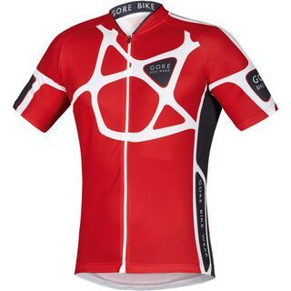 Gore Bike Wear E Adrenaline 3.0 Trikot, red - Radtrikot