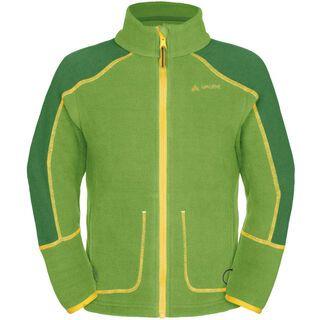 Vaude Kids Kinderhaus Jacket V , leaf - Fleecejacke