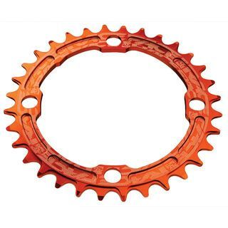 Race Face Single Ring Narrow Wide - LK 104, orange - Kettenblatt