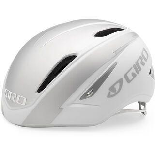 Giro Air Attack, matte white silver - Fahrradhelm