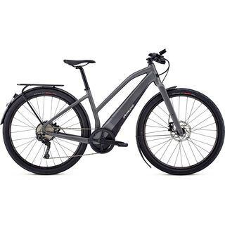 Specialized Women's Turbo Vado 5.0 45 km/h 2019, charcoal/black/chrome - E-Bike