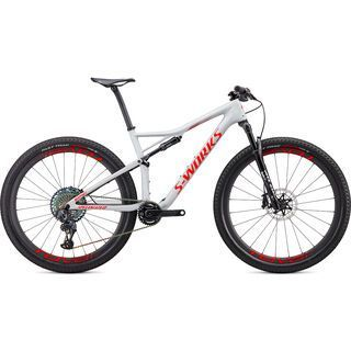Specialized S-Works Epic AXS 2020, grey/red/crimson - Mountainbike