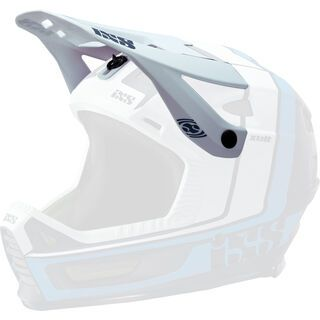 IXS Visier + Pins Xult, night blue/blanc - Helmvisier