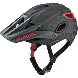 Alpina Rootage, seamoss - Fahrradhelm