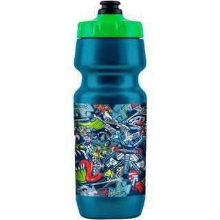 TroyLee Designs Water Bottle History, multi - Trinkflasche