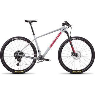 Santa Cruz Highball C R 29 2018, grey/red - Mountainbike