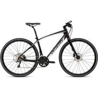Specialized Vita Comp Carbon 2017, black/wht silver - Fitnessbike