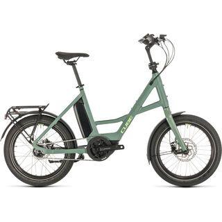 Cube Compact Hybrid 2020, green´n´green - E-Bike