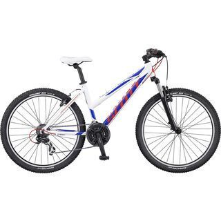 Scott Contessa 650 2016, white/blue/red - Mountainbike