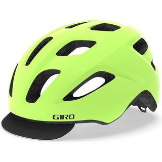 Giro Cormick, hlghlight yellow/black - Fahrradhelm
