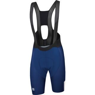 Sportful BodyFit Pro Air Bibshort, blue/white - Radhose