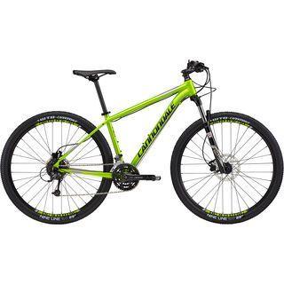 Cannondale Trail 4 27.5 2017, green - Mountainbike