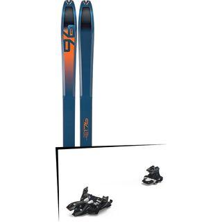 Set: Dynafit Tour 96 2018 + Marker Alpinist 9 black/titanium