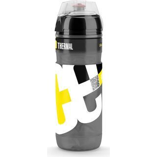 Elite Thermoflasche Iceberg, gelb - Trinkflasche
