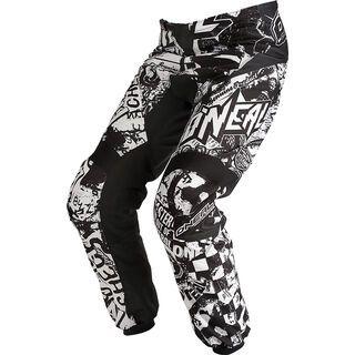 ONeal Element Pants Wild, black/white - Radhose