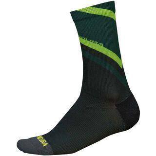 Endura SingleTrack Socken II LTD, forest green - Radsocken