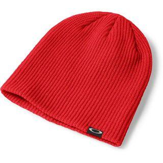 Oakley Backbone Beanie, red line - Mütze