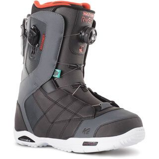 K2 Ryker 2015, charcoal - Snowboardschuhe
