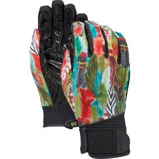 Burton Women's Park Glove, watercolor feathers - Snowboardhandschuhe