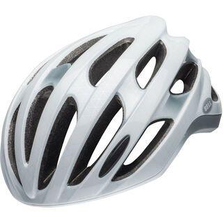 Bell Formula, white/silver/black - Fahrradhelm