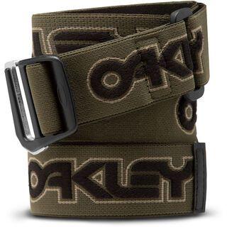 Oakley Stretch Snow Belt, dark brush - Gürtel