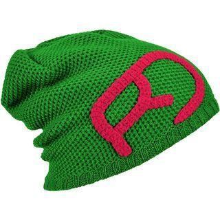 Ortovox Beanie Rock'n'Wool, absolute green - Mütze