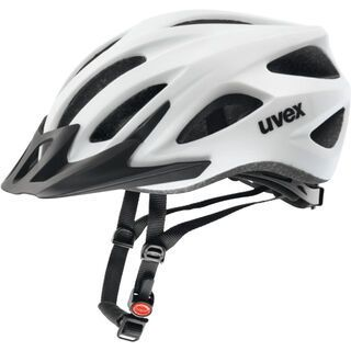 uvex viva 2, white mat - Fahrradhelm