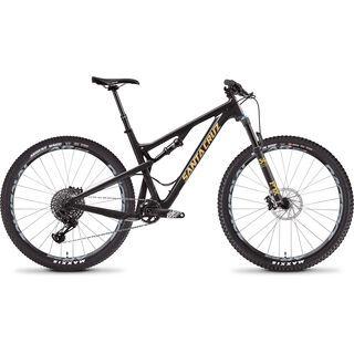 Santa Cruz Tallboy C S 29 2018, carbon/tan - Mountainbike