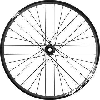 NS Bikes Enigma Dynamal 26 Disc, black - Vorderrad