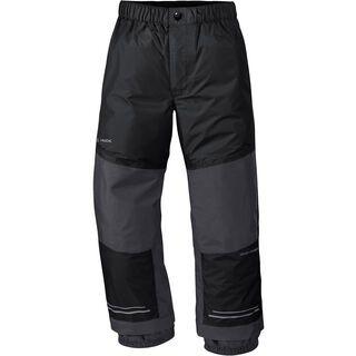 Vaude Kids Escape Pants IV, black - Regenhose