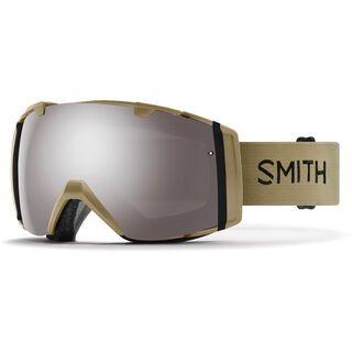 Smith I/O inkl. Wechselscheibe, austin id/Lens: sun platinum mirror chromapop - Skibrille