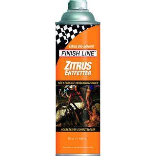 Finish Line Citrus Bike Chain Degreaser - 600 ml