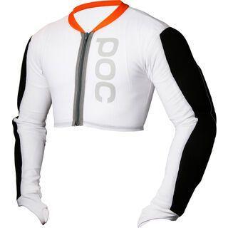 POC Full Arm Jacket, white - Protektorenjacke