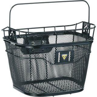Topeak Basket Front, black - Fahrradkorb