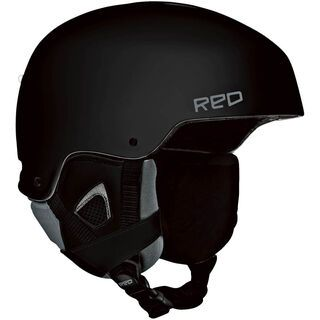 RED Commander, Black - Snowboardhelm