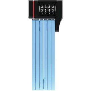 Abus uGrip Bordo Combo 5700/80C, inkl. Halter, core blue - Fahrradschloss