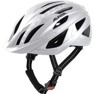 Alpina Haga LED, white - Fahrradhelm