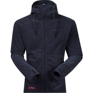 Bergans Hareid Jacket, dark navy melange - Fleecejacke