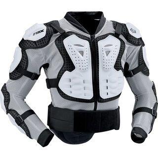 Fox Titan Sport Jacket, white - Protektorenjacke