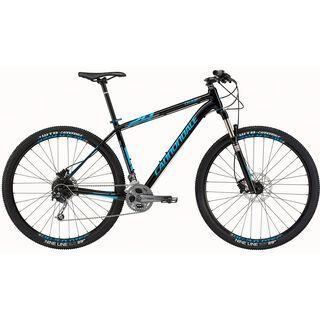 Cannondale Trail 29 3 2015, black/blue/grey - Mountainbike