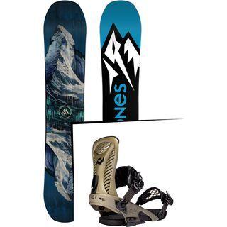 Set: Jones Mountain Twin 2017 + Ride Capo (1487146S)