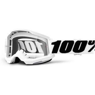 100% Strata, everest/Lens: clear - MX Brille