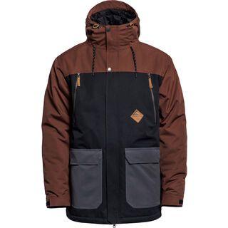 Horsefeathers Thorn Jacket, tortoise - Snowboardjacke