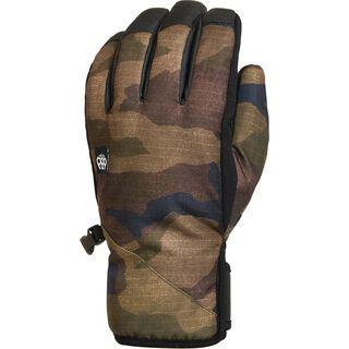 686 Ruckus Pipe Glove, dark camo - Snowboardhandschuhe